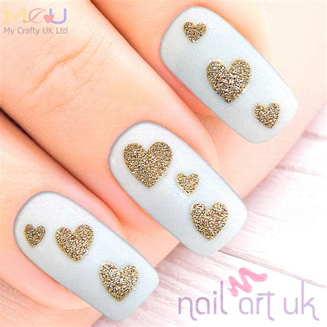 Nail Stickers by Glitter Adhesive Nail Stickers Nail Uk