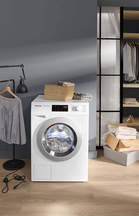 Wash Mat In Washing Machine - miele wdb030 eco w1 classic front loading washing machine