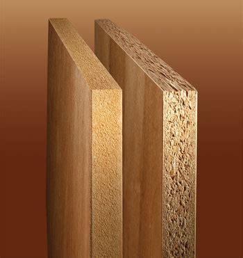 Pelapis Partikel Board bahan kayu