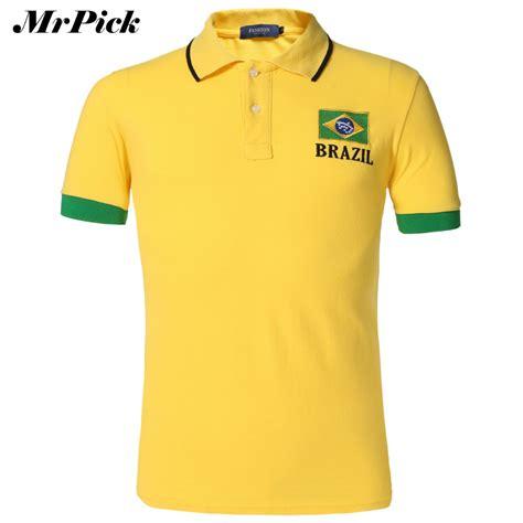 Polo T Shirt Persija aliexpress buy 2015 summer polo shirt flag style black yellow white plus size