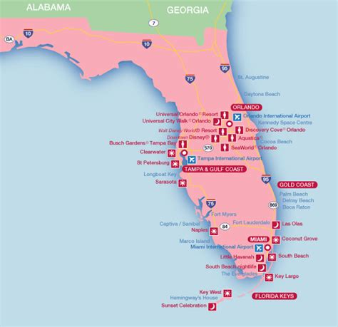 map of florida airports locations of airports in west florida wedding locations in florida elsavadorla