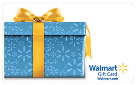 Combine Walmart Gift Cards - share your thoughts to win a 50 walmart gift card