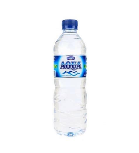 Aqua Botol 600 danone aqua mountain water 600ml