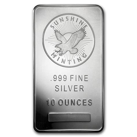 10 oz silver bars for sale mint silver bar for sale 10 oz silver