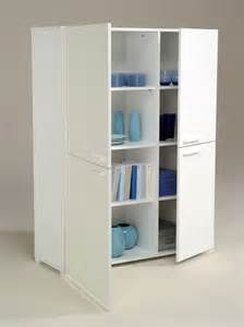 Wood Storage Cabinet With Doors White Wood Storage Cabinets With Doors Home Furniture Design