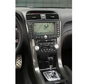2007 Acura TL Type S Center Console  Picture / Pic Image