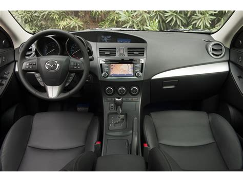 mazda 3 interior pictures 2013 mazda mazda3 prices reviews and pictures u s news