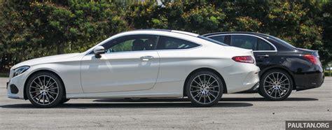 gallery mercedes c300 coupe vs sedan image 495925