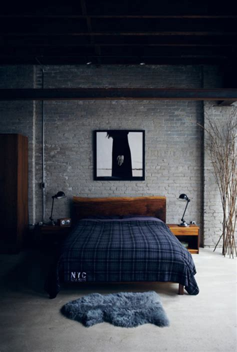 artistic bedroom ideas bedroom brick wall design ideas