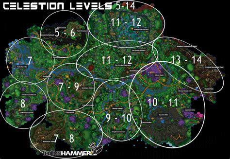 wildstar map ten ton hammer wildstar exile leveling zones