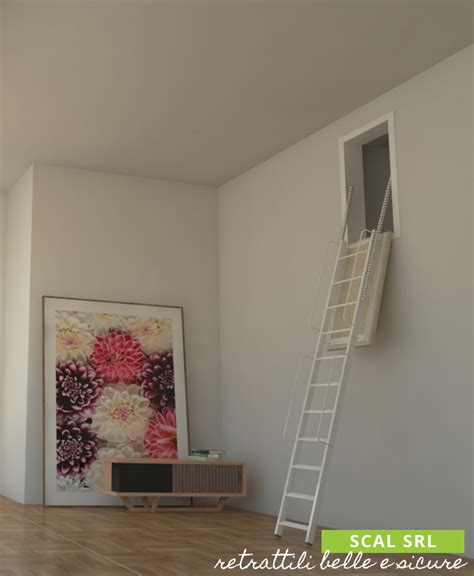 scale retrattili a soffitto scala retrattile a parete scale retrattili a parete