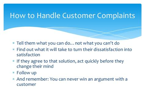 How Do You Find To Follow On Customer Complaint Management
