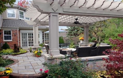 Backyard Patio Landscaping Ideas Project Gallery Poul S Landcaping Nursery Inc Poul S Landcaping Nursery Inc