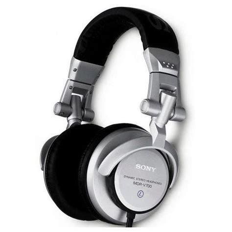 Headphone Dj Sony Sony Mdrv700dj Dj Remix Headphones Pssl