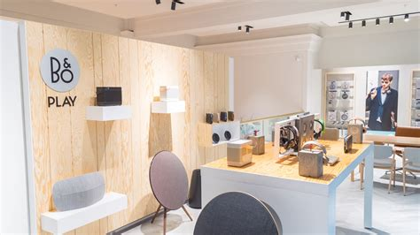 olufsen s new flagship store in melbourne is a