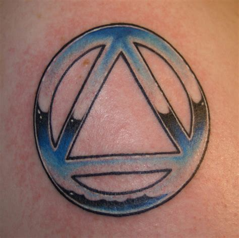 aa tattoo designs aa symbol flickr photo