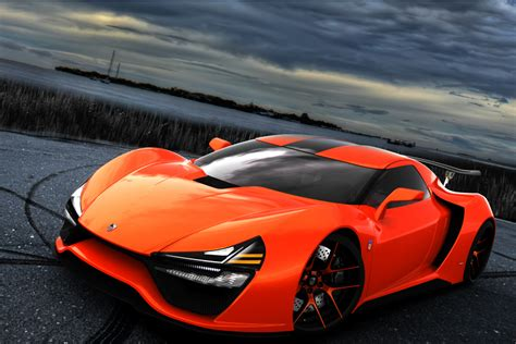 The Future Of Supercars Trion Nemesis