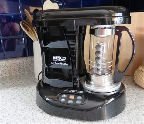 review  nesco professional home roaster  roast  coffee