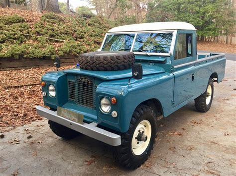 series 1 land rover for sale south africa 1969 land rover series 2a for sale 1960703 hemmings