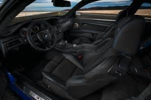 E92 Interior Vilner Decks Out Bmw E92 M3 Interior Gtspirit