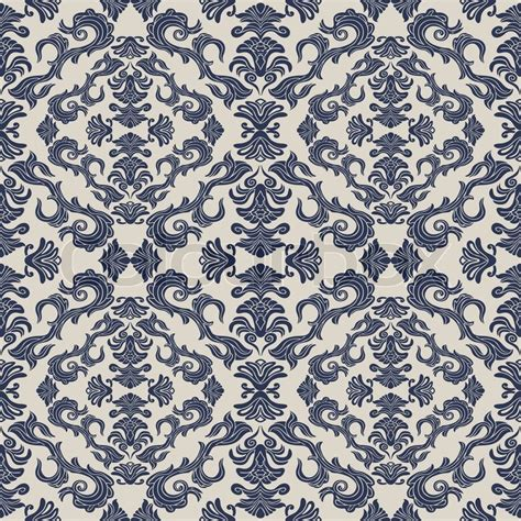 pattern classic vector abstract background royal damask ornament classic