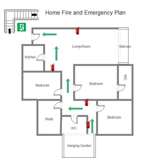 evacuation floor plan template evacuation plan exle anuvrat info