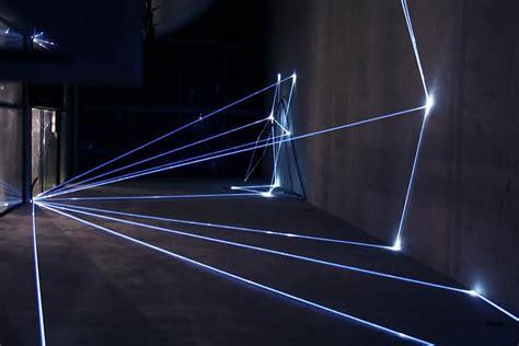 Tiling Ideas Bathroom fiber optics art installations by carlo bernardini
