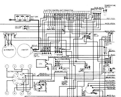 toyota corona 1974 wiring diagrams manual 0