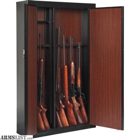 metal cabinets for sale armslist for sale metal 16 gun cabinet
