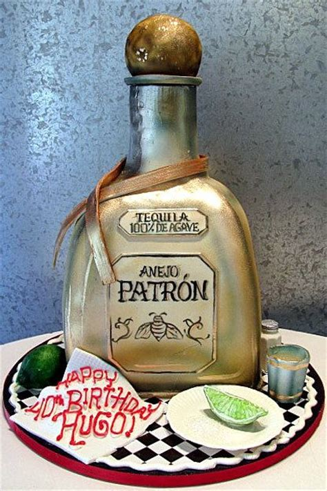 birthday tequila 34 best south of the border tequila bottle cakes images on