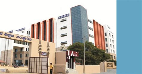 Mba Colleges In Bangalore Pgcet by Kssem Bangalore