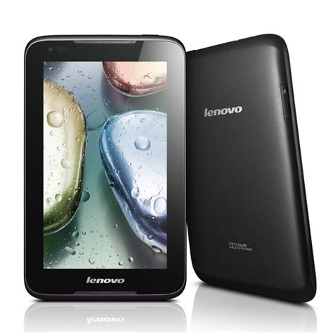 Lenovo A1000 Layar 4inc tiga tablet lenovo ideatab terbaru jagat review