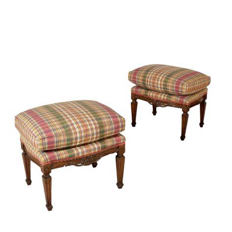 coppia sgabelli coppia di sgabelli in stile mobili in stile bottega