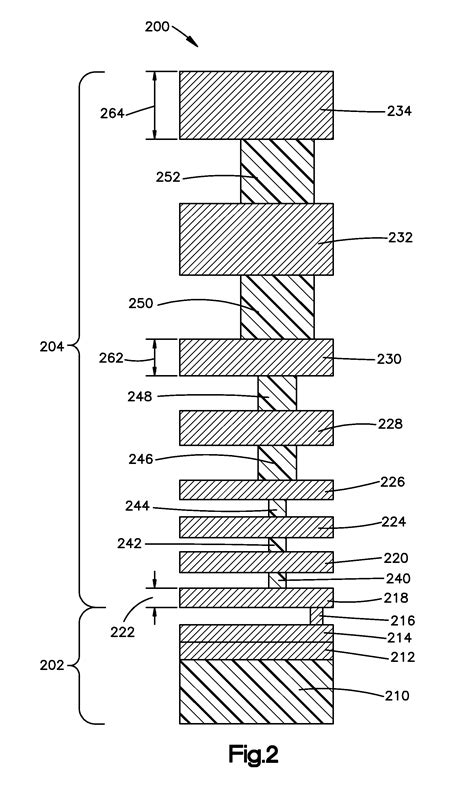 inductor q parameter patent us8227891 striped on chip inductor patents