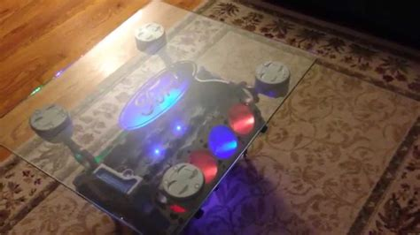 Ford Engine Block Coffee Table   YouTube