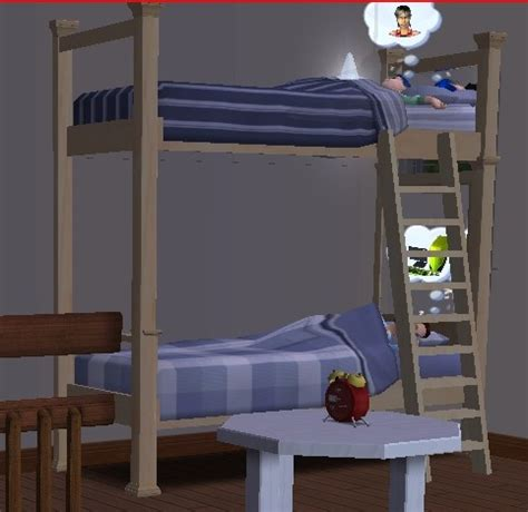 sims 2 bunk beds sims 2 bunk bed recolor free mediagetcorporation