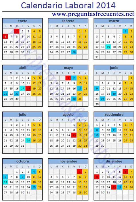 barcelona calendario laboral 2014 portalsportinguista