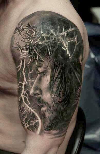 jesus 3d tattoo pin by đỗ ch 237 t 224 i on jesus family