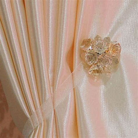 magnetic curtain holders sparkling magnetic curtain holdbacks