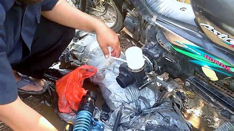 Pompa Air Tenaga Sepeda Motor cara pemasangan pompa air tenaga sepeda motor pada sumur