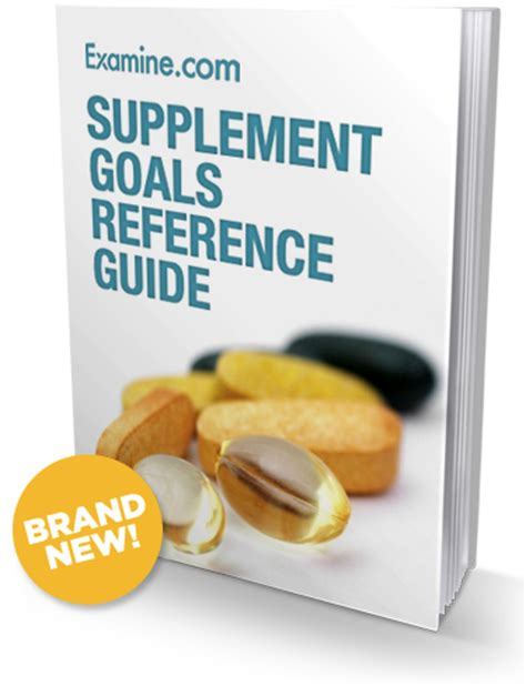 supplement goals reference guide 10 things i wish i knew when i got into working out