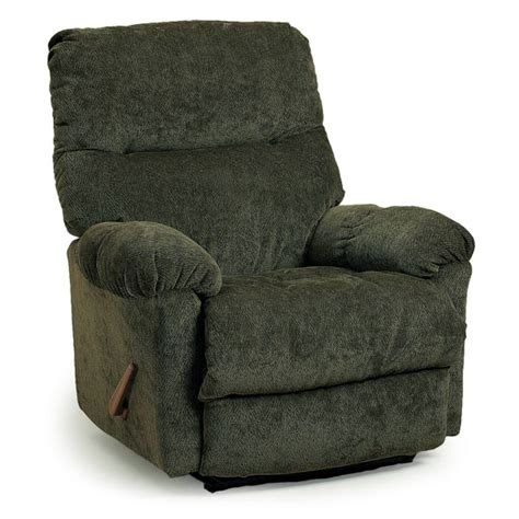 Recliners That Rock by Ellisport Swivel Rocker Recliner