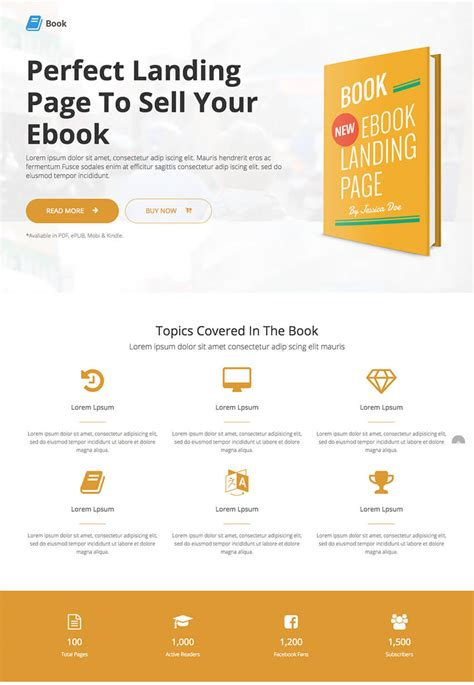 story themes wordpress 15 wordpress ebook themes made to boost author sales online