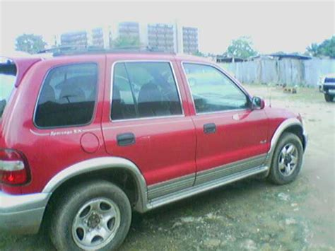 Cheap New Kia Sportage Imagine Cheap 4x4 Used Kia Sportage For Sale Autos Nigeria