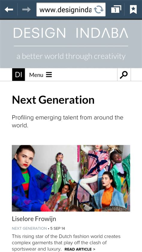 The Hunt For The Next New Generation Designers Begins Again by Reintroducing Ourselves Design Indaba