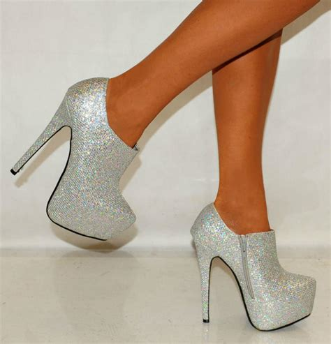 cutest high heels womens ankle boots court high from saffron109 on ebay