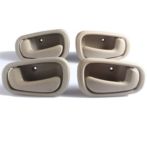 interior door handles for cars 4pcs set car interior inside inner door handles for 98 02
