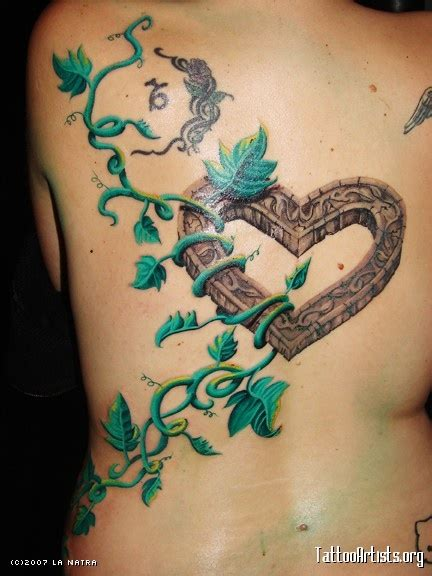 ivy tattoos and vines vine tattoos