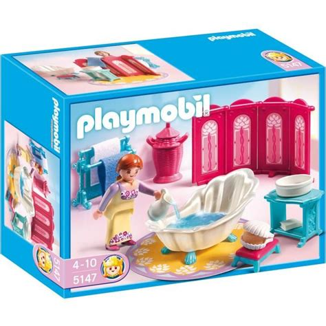 Playmobil Salle De Bain by Object Moved