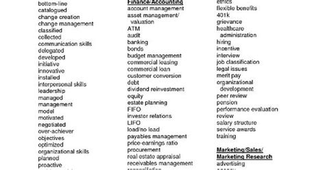 Resume Tips And Keywords Resume Keywords To Get Your Resume Match Resume Tips